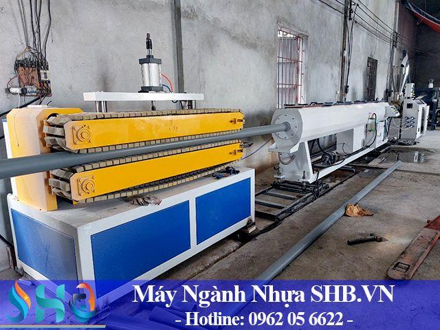 Dây chuyền sản xuất ống nhựa HDPE