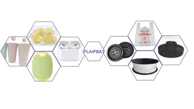 Dây chuyền sản xuất nhựa phân hủy sinh học