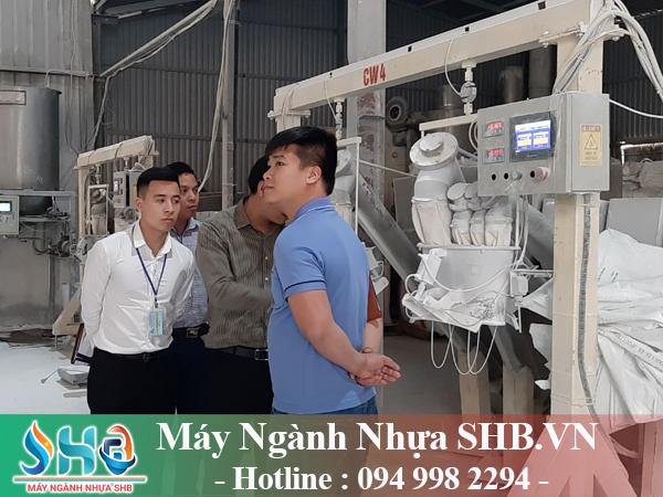 Tư vấn lắp đặt hệ thống hút thổi định lượng cho nhà máy nhựa ADC